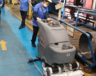 机械厂重污垢清洗