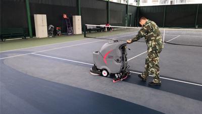 桂林消防支队用GM50B收米直播安卓版下载清洁球场