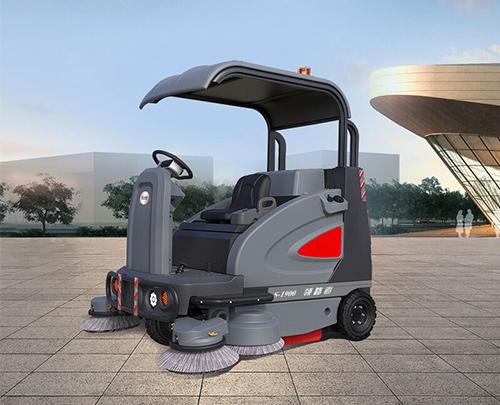 智慧型扫地车 S-1900