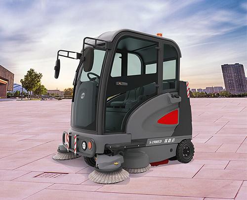 智慧型扫地车 S-1900ED