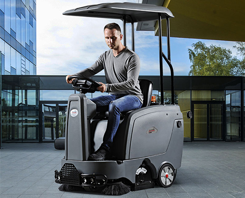 智慧型扫地车S-MINIS
