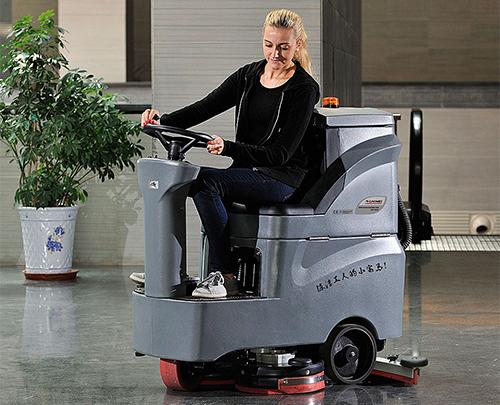 GM-MINI洗地车