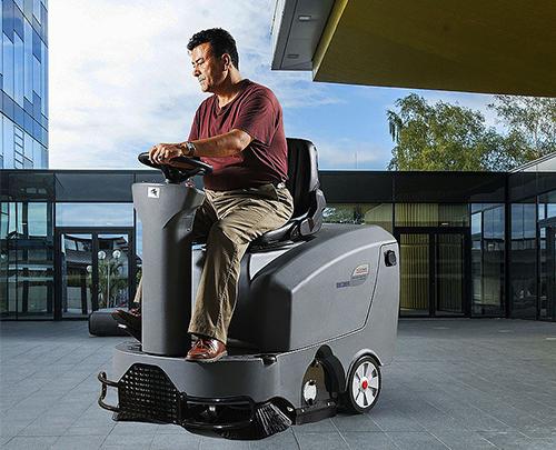 GM-MINIS驾驶式扫地机